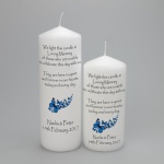 Wedding Absence Candles
