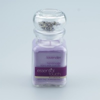 Natural Soya wax Lavender scented Jar candle