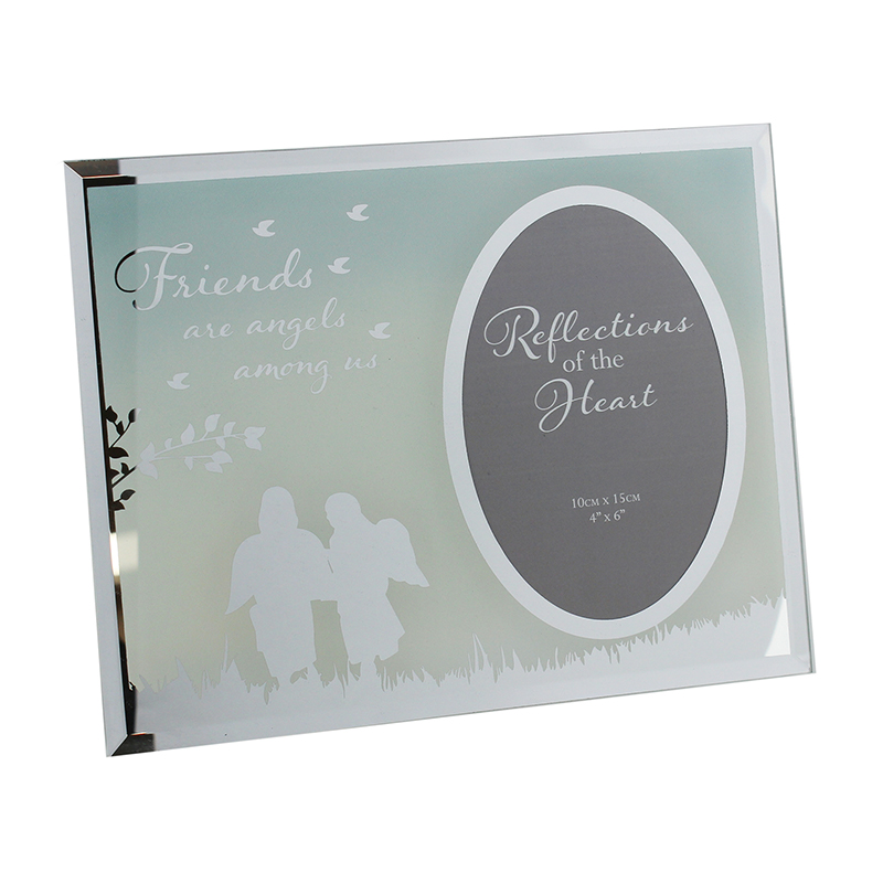 'Friends' Reflections of the Heart Photo frame