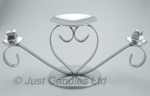 Unity Candle holder choice of colours
