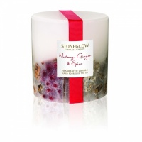 Stoneglow Nutmeg, Ginger & Spice Solid Scented Candle
