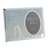 'Mum' Reflections of the Heart Photo frame