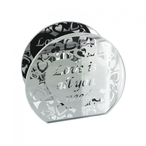 Hestia  Tealight Holder  -  Love is all you need.