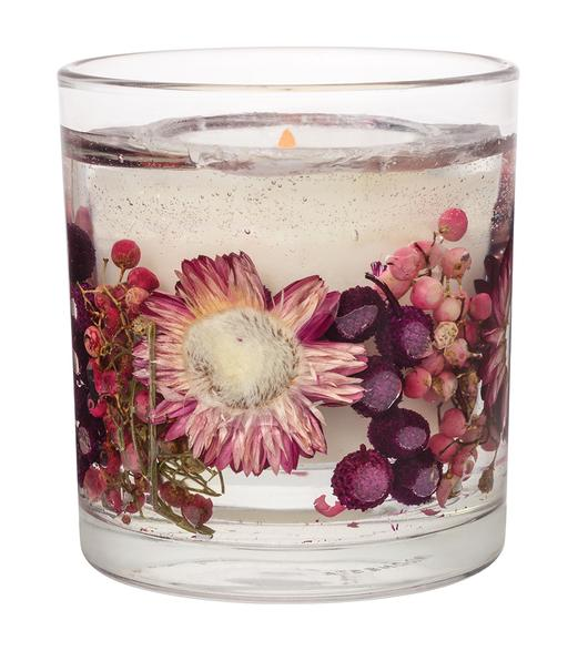 Blackberry & Bay Gel Tumbler Scented Candle - now with natural wax